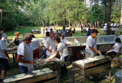 2015 07 20 Festa patronale S MArgherita laghetto biestro Lisottari