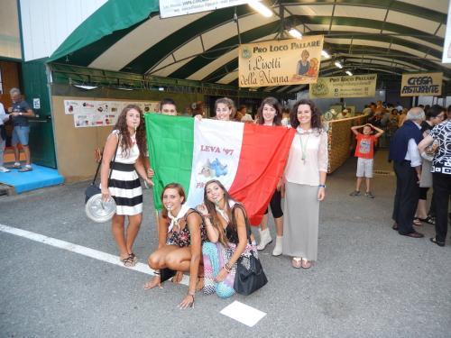 2014 08 16 san Rocco le ragazze della Leva